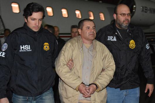 'El Chapo' to NYC jurors: No worries; I will not kill you