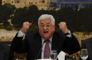 Trump plays hardball with Palestinian leaders, prompting fiery response
