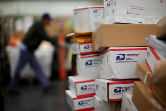 Congressional probe finds opioids are being shipped from China through USPS
