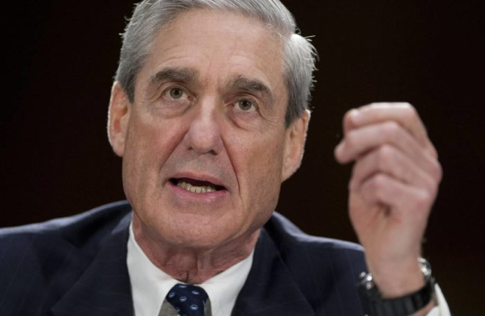 DOJ balks at releasing Special Counsel Mueller's budget