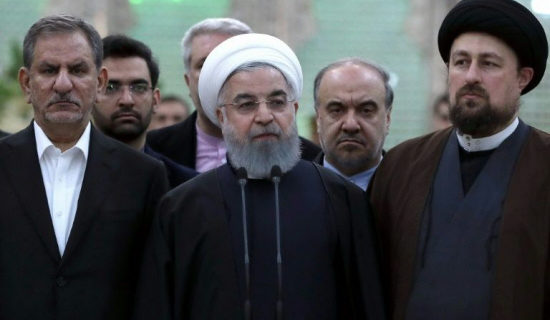 After Trump speech, Rouhani says Iran leaders should 'have a listening ear' to the people