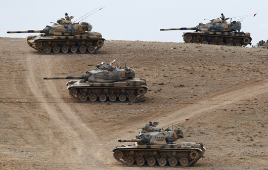 Mattis praises Kurdish fighters, confirms Turkey gave advance notice of attacks in Syria