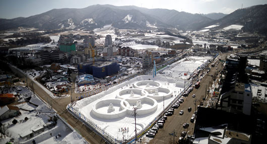 Liberal government in Seoul sees Winter Games as opening for North Korea talks