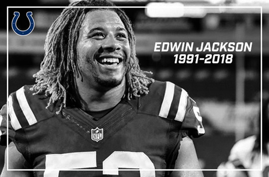 'Second-class dreamers': Why the ruling class did not mourn death of Colts linebacker Edwin Jackson