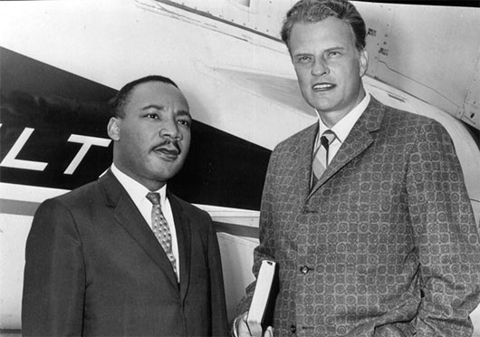 Hating Billy Graham is in style at Teen Vogue