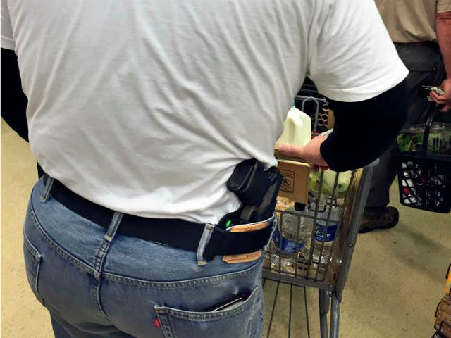 Harvard study: 38 million Americans own handguns, 9 million carry regularly