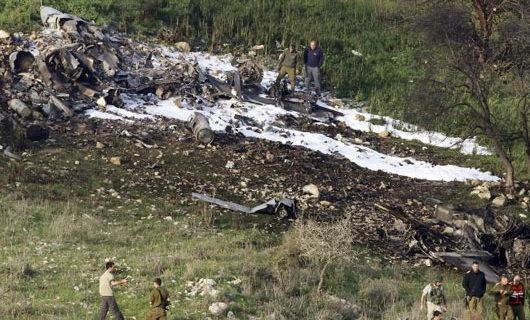 Hizbullah hails downing of Israel F-16; Netanyahu warns Iran and Syria 'playing with fire'