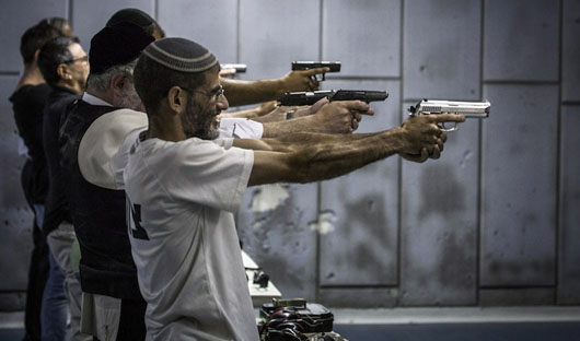 Israel's gun policy called validation of NRA's argument