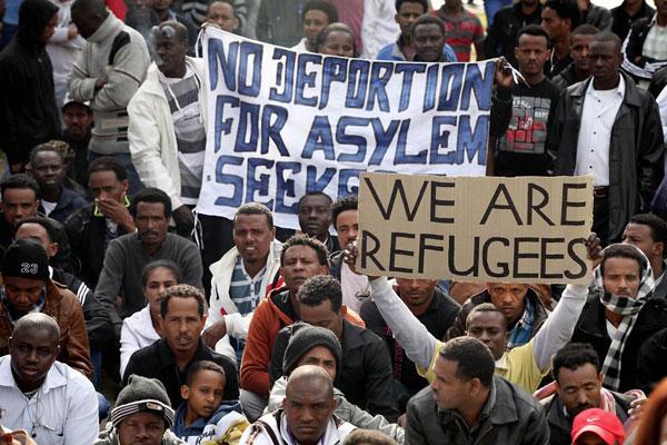 Soros behind anti-deportation campaign in Israel, Netanyahu says