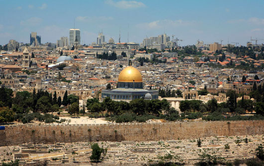 U.S. to open embassy in Jerusalem this May