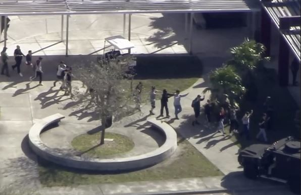 Calls for 'prayers' after Florida shootings detonates hate bomb from gun control elites