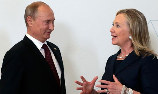 Russia Routed Millions to Influence Clinton in Uranium Deal, Informant Tells Congress