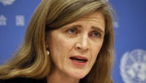 Lawsuit seeks answers on unusually large number of 'unmaskings' of Americans by Samantha Power