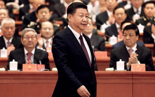 Social media storm hits Xi's power grab: 'We're going to become North Korea'