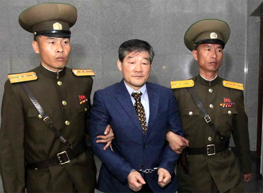 Imprisoned Korean-Americans in North Korea factor into pre-summit negotiations