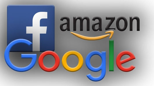 Media monopoly watch: Trump guns for Amazon, Pence for Facebook and Google