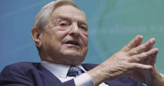 Soros groups in Romania, Colombia reportedly got U.S. funding