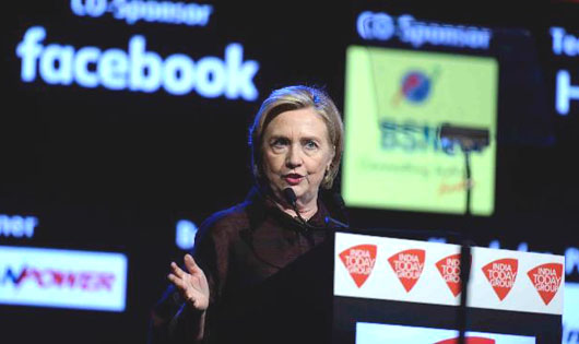 Hillary Clinton explains her defeat in India: 'We don't do well with married, white women'