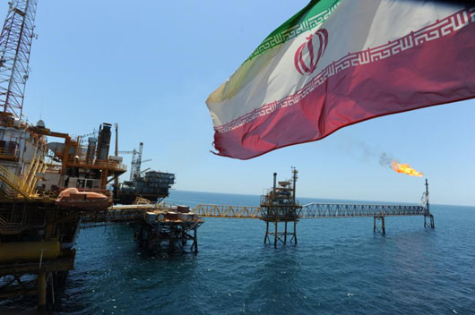 Iran signs 4 billion dollar oil deal with Russian firm