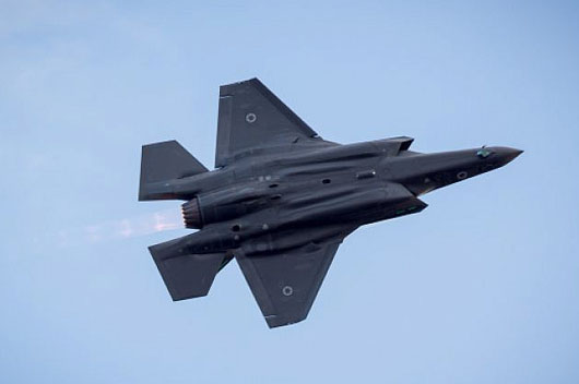 Report: Israeli F-35s entered Iranian airspace undetected, locked on suspected nuclear sites