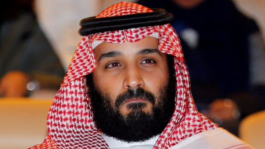 Saudi crown prince warns Turkey now part of 'triangle of evil'