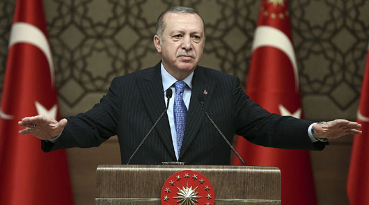 Turkish official goes public with Erdogan's vision for Muslims, 'the future of Europe'