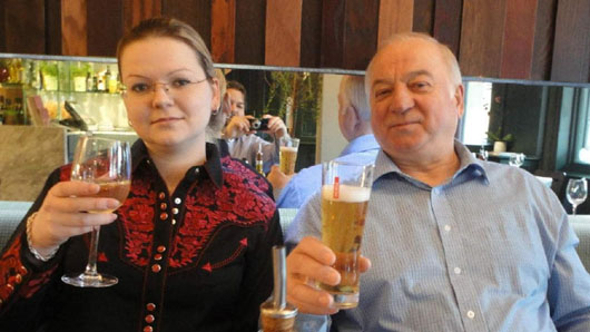 Who tried to kill Sergei Skripal? London, Moscow trade accusations; Ex-spy fights for life