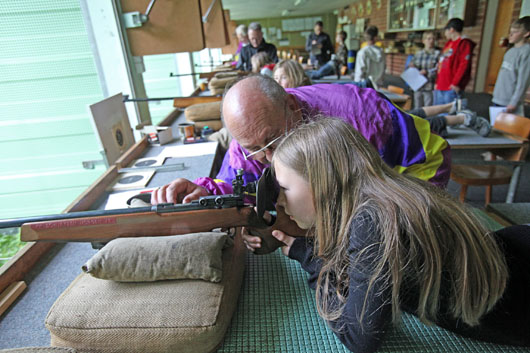 Murder rate near zero in Switzerland where teens enter shooting competitions