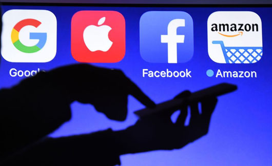 '21st century' tech tax: EU targets U.S. giants Facebook and Google