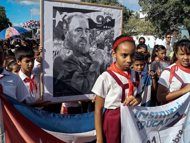Fidel hell: USSR is dead, but Castro's iron grip on Cuba endures