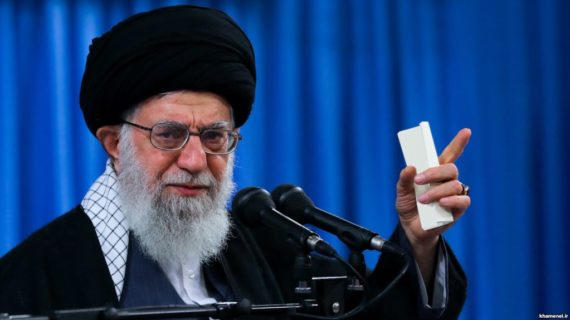 Iran's Khamenei lashes out after Saudi Crown Prince signals thaw with Israel