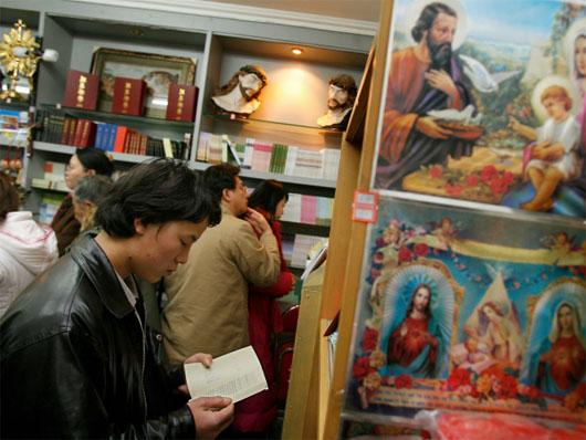 Unholy Bible: Beijing demands a rewrite of the scriptures