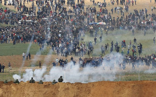 Media runs with Hamas's casualty numbers in Palestinian-Israel border fight