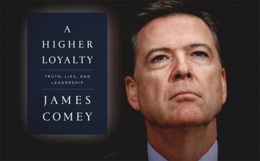 Sweetheart deal? Watchdog group sues for FBI documents on Comey's $2 million book