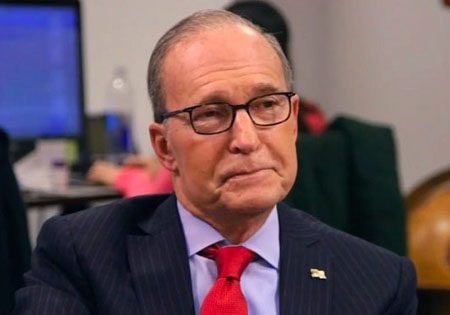 Kudlow on trade war fears: Blame China, 'Trump is first president to fight back'