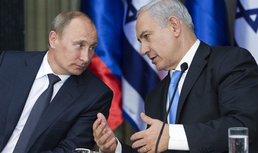 Putin calls on Netanyahu to avoid 'destabilizing' actions in Syria