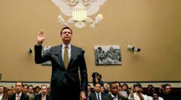 Lock him up: Former FBI director is no boy scout