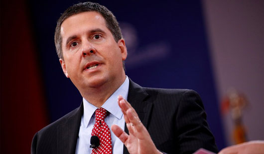 Payback: Left, with funding from Soros and Hollywood, targets Nunes seat