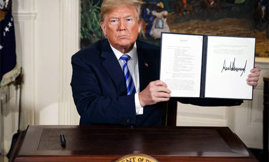 President Trump 'nukes' Iran deal: Full text