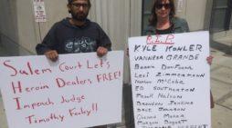 Massachusetts judge nixes prison time for immigrant heroin dealer