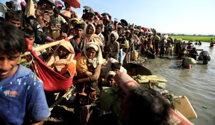 China blocks UN solution for Burma's 1 million Rohingya refugees in Bangladesh
