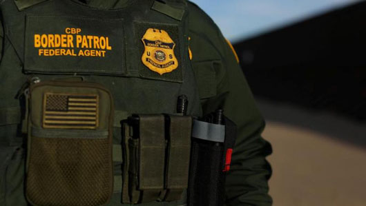 Border patrol agents overwhelmingly back Trump on wall
