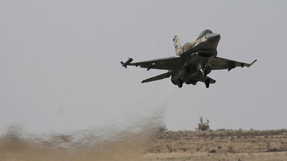 Moscow: 28 Israeli jet fighters answer Iran strike, fire 60 missiles at Syria targets