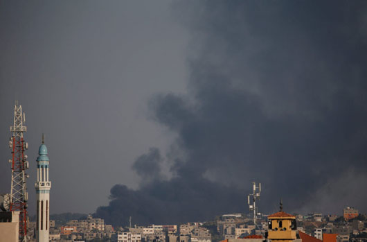 Israel ties Iran to May 29 rocket barrage from Gaza