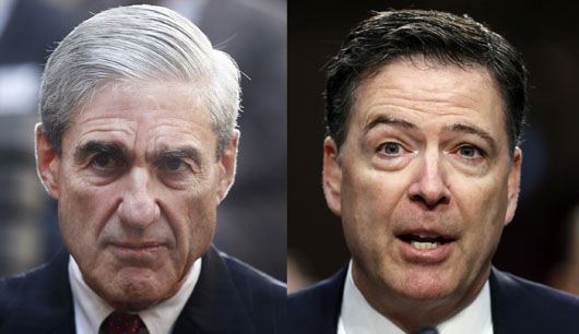 FBI advised Comey to coordinate with Mueller before Senate testimony
