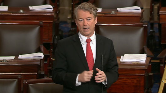 Rand Paul: Did CIA cooperate with foreign intelligence to spy on 'U.S. presidential candidates'?