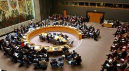 UN Security Council merry go round
