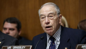 Congressmen at Judiciary hearing blast 'explicit' DOJ bias