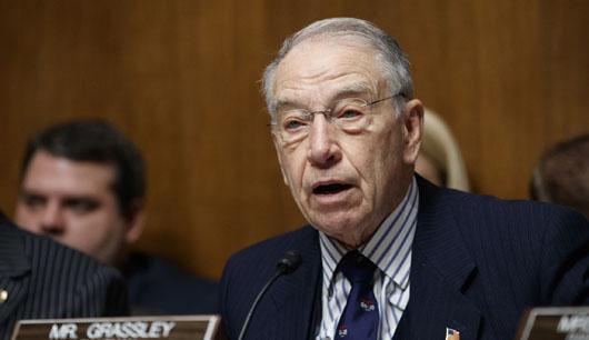 Congressmen at Judiciary hearing blast 'explicit' DOJ bias