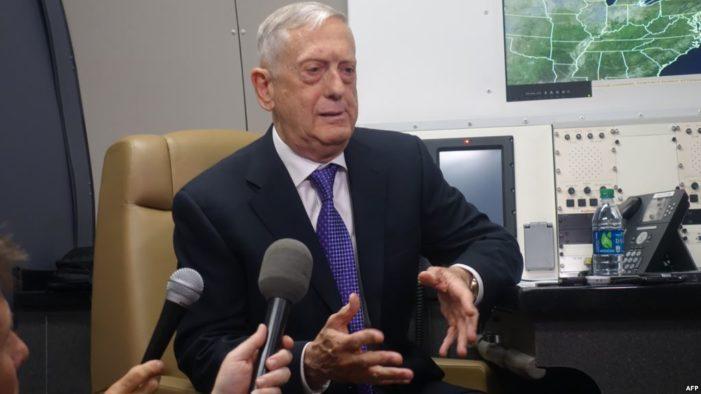 Time of transition for U.S. forces in Korea awaiting Mattis visit
